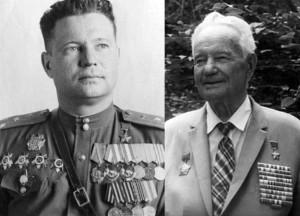Ордена ВОВ - Герой Советского Союза Федоров И.Е. (1914-2011) Кавалер пяти орденов Отечественной войны.