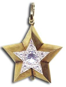 Маршальская Звезда Маршала рода войск, Адмирала Флота и генерала армии