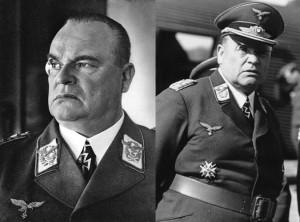 Первый командир (1 ноября 1936 года-31 октября 1937) легиона «Кондор» генерал-фельдмаршал Хуго Шперле (Generalfeldmarschall Hugo Sperrle) - награжден Испанским крестом в золоте с бриллиантами 17 мая 1940 года.