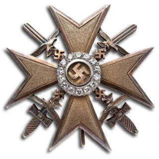 Испанский крест