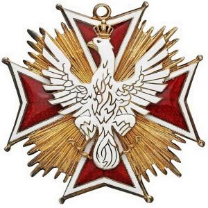 Крест Ордена Белого Орла