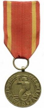 Медаль За Варшаву 1939-1945