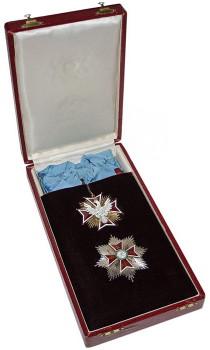 Орден Белого Орла в коробке