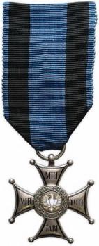 Серебряный крест ордена Виртути Милитари