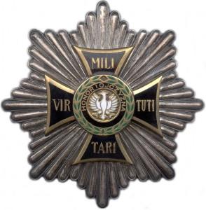 Звезда ордена Виртути милитари