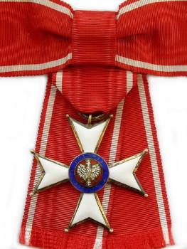 Командорский Крест ордена Возрождения Польши