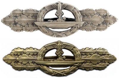 Нагрудный знак «Подводный Боевой»