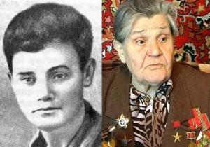 Адель Литвиненко ушла на фронт в 14 лет и к 17 годам заслужила 3 ордена Красной Звезды. Незадолго до конца войны она была тяжело ранена, стала инвалидом I группы. Невзирая на это, Литвиненко вернулась к трудовой деятельности, трудилась оператором прокатного стана на восстановлении Донбасса, удостоина высокого звания Героя Социалистического Труда.