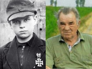 Награды 3 рейха - Железный крест - Альфред Чех (Alfred Czech) самый молодой из награждённых ЖК
