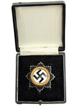 Германский крест в коробке