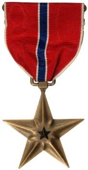 Медаль Бронзовая Звезда