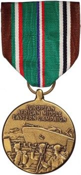 Медаль Европейско-Африканско-Средневосточной кампании