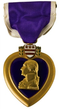 Медаль Пурпурное Сердце
