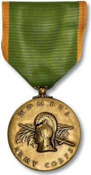 Медаль За службу в Женском армейском корпусе США