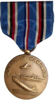 Медаль американской компании