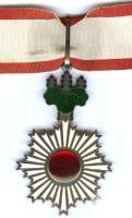 Орден Восходящего солнца 3 ст