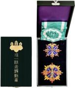 Орден Золотого Коршуна 1 степени в коробке