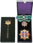 Орден Золотого Коршуна 2 степени в коробке