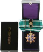 Орден Золотого Коршуна 3 степени в коробке