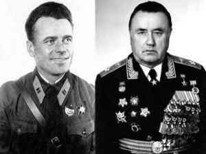 Герой Советского Союза маршал авиации Пстыго И.И. (1918-2009), награжден орденом Красного Знамени восемь раз.