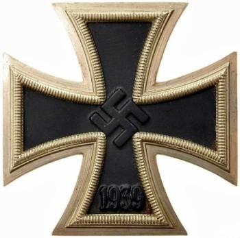 Железный крест 1 класса - Eiserne Kreuz 1. Klasse