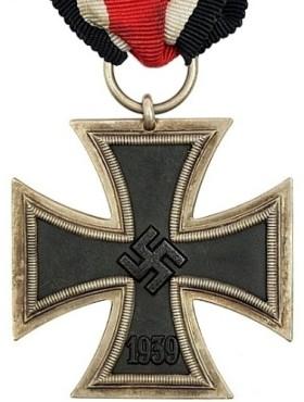 Железный Крест 2 класса - Eiserne Kreuz 2. Klasse