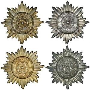 Награда 3 рейха для восточных народов «За храбрость и заслуги» - d er Ostvölker