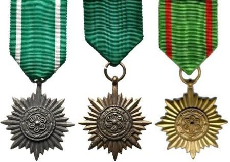 Награда Третьего рейха для восточных народов «За храбрость и заслуги» - der Ostvölker